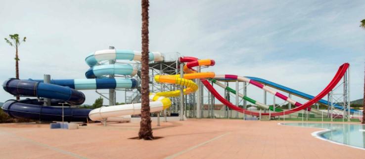 Construcción de parques acuáticos en España