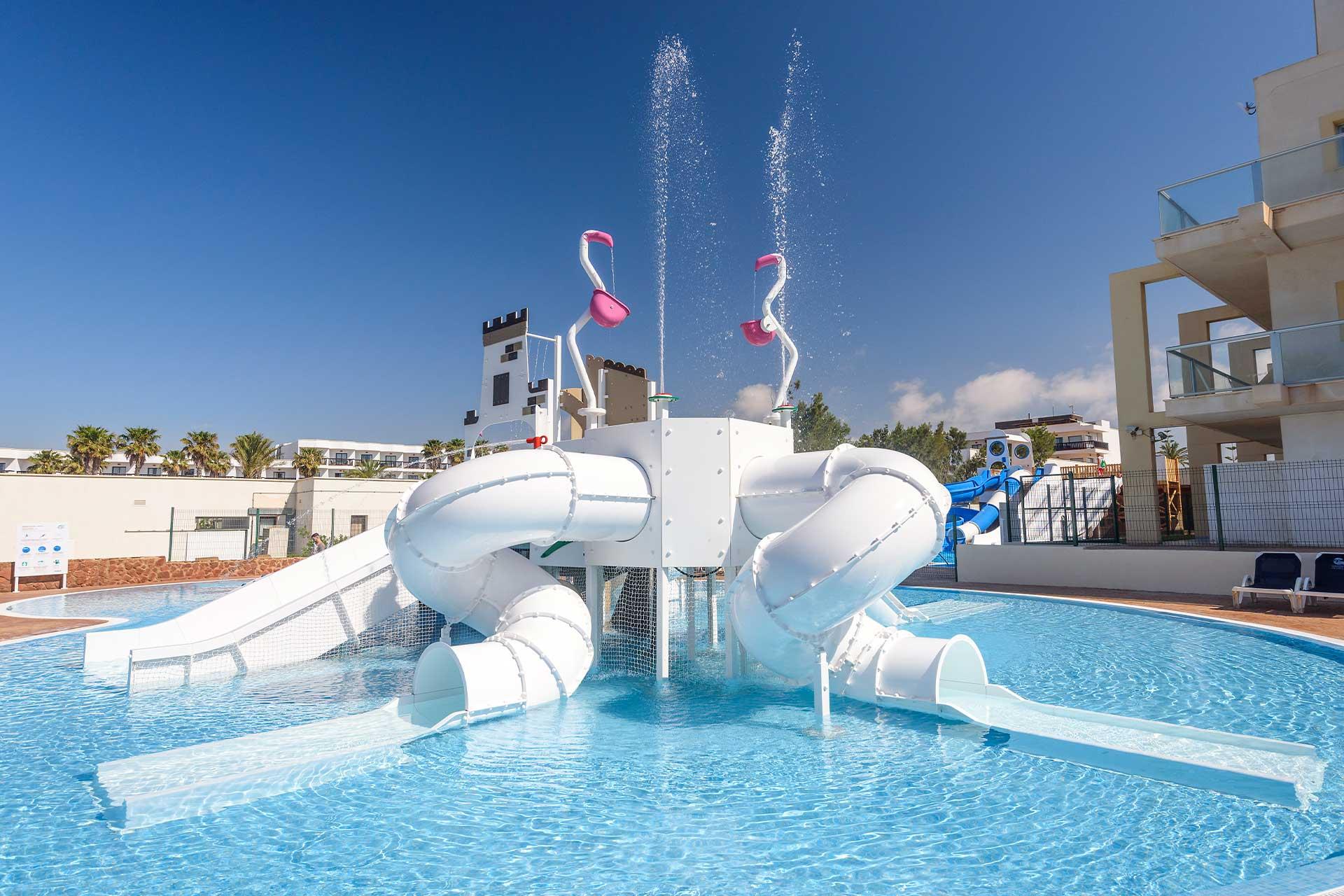 Aquapark España Isaba
