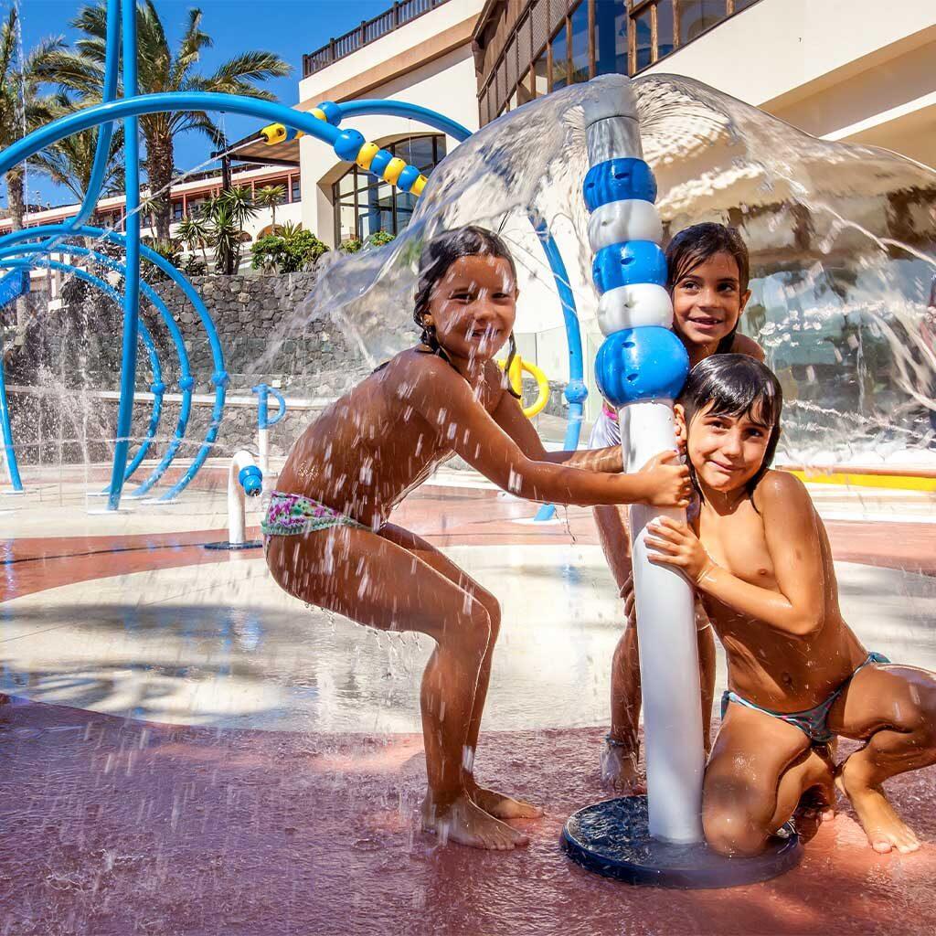 Como es un splashpark Que es un splashpark Isaba