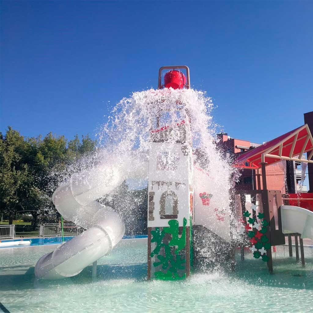 Que es un aquapark Aquapark Espana Isaba