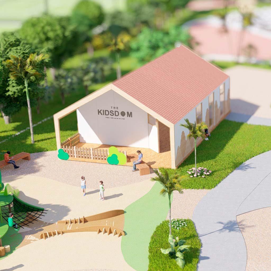 Que es un miniclub Parque para bebes Isaba