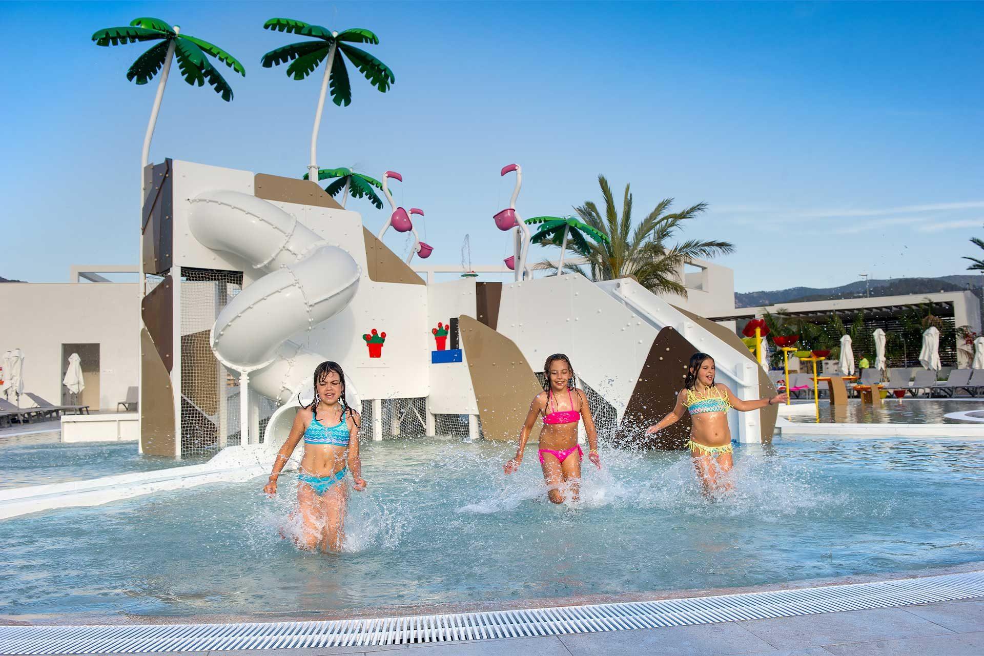 Equipamiento hotelero exterior Ocio Acuatico Isaba