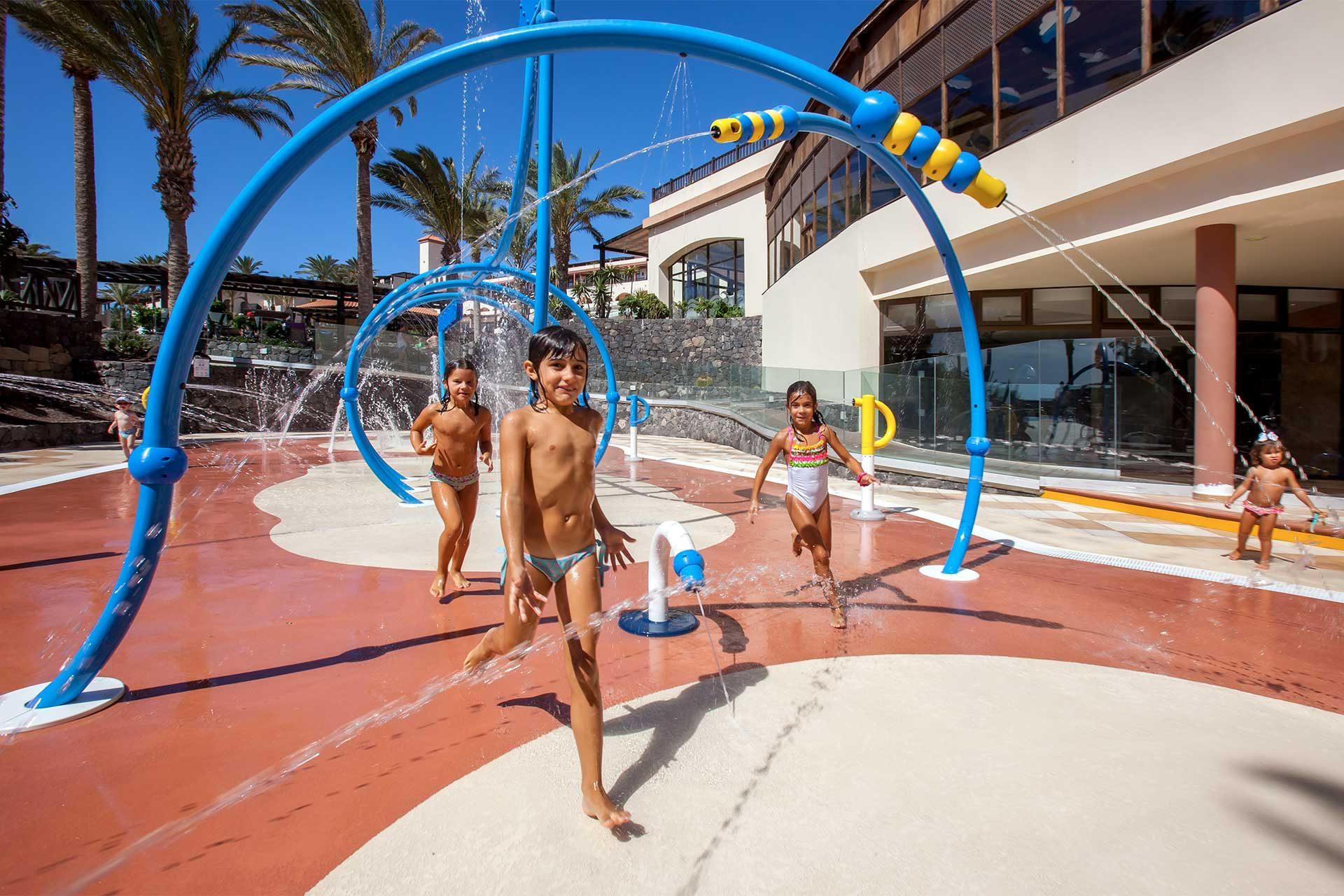 Por que elegir Isaba Que es un splashpark